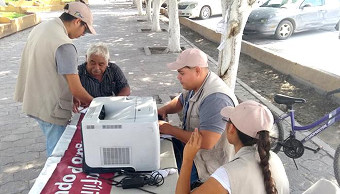 Módulo De Afiliación Y Renovación Del Seguro Popular En Río
