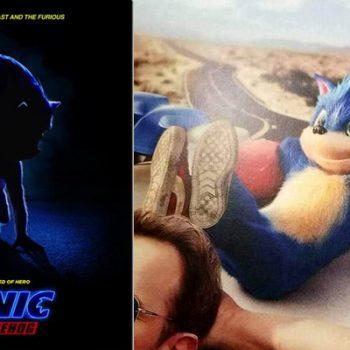 Revelan apariencia de Sonic para su película en cine