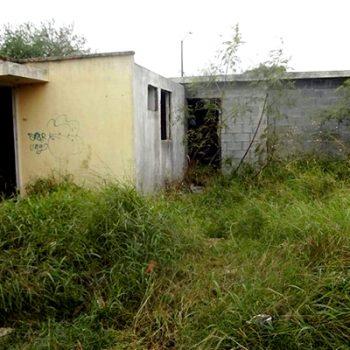 Terrenos baldíos en Río Bravo, toda una amenaza social