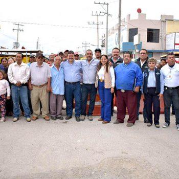 Invierten más de 4 mdp en mejorar infraestructura de Nuevo Progreso