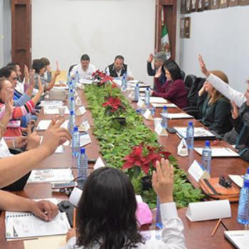 Cabildo aprueba plan municipal de desarrollo