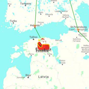 """Inicia la ruta de """"Santa Claus"""" rumbo a Río Bravo"""