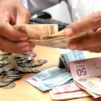 Salario mínimo en la frontera será de 176 pesos