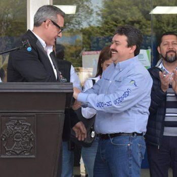 Presentan al nuevo Secretario Técnico del Ayuntamiento