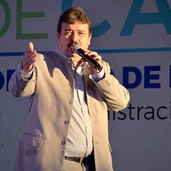Presenta Presidente Municipal, 100 Días de Cambio en Río Bravo
