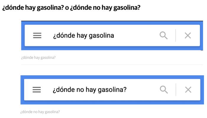¿Dónde hay gasolina en Río Bravo?