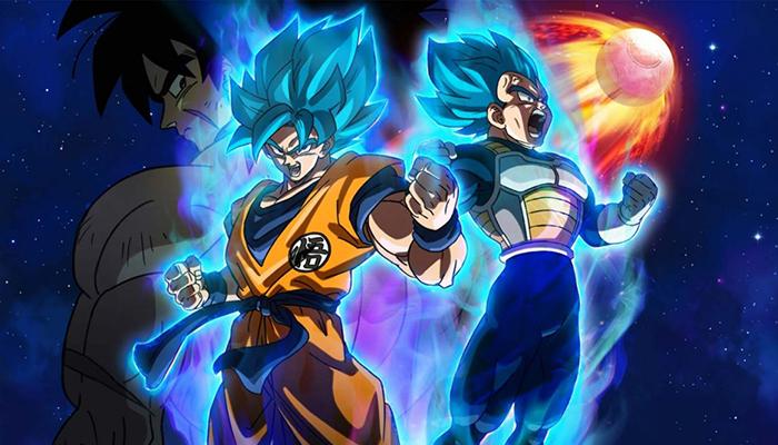 """""""Dragon Ball Super Broly"""" se estrena hoy en México"""