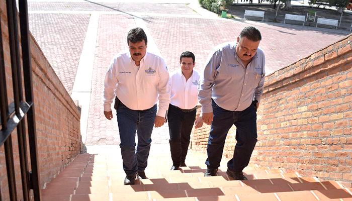 Trabajan de la mano Ejido Río Bravo y Gobierno Municipal