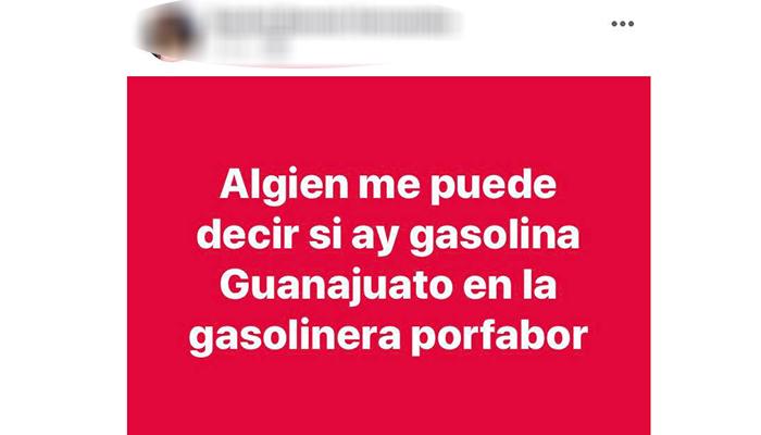 Filas de más de 2 horas por la gasolina en Río Bravo
