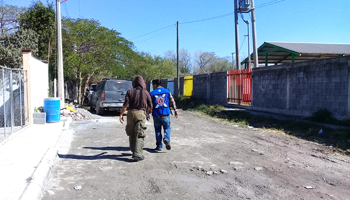 Denuncian fuga de gas en guardería Manuel Cavazos Lerma
