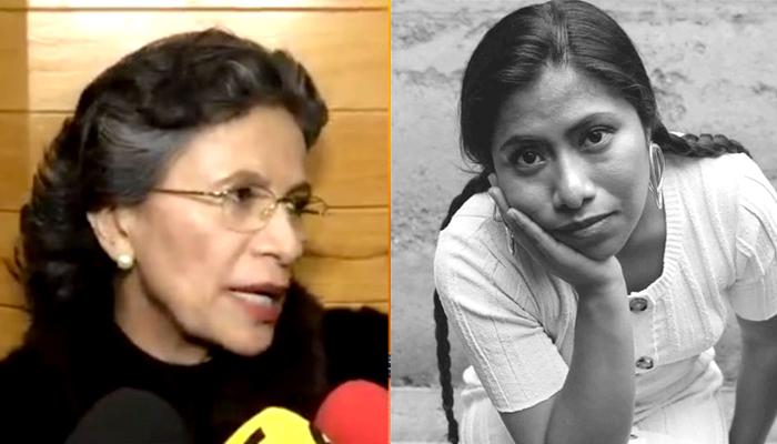 """""""No creo que Yalitza haga carrera en esto"""": Patricia Reyes Spíndola"""