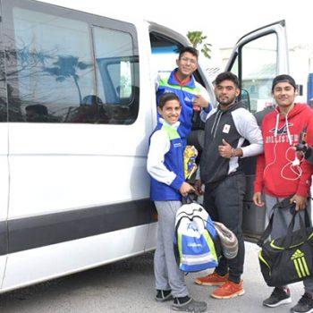 Participa Río Bravo en Torneo Estatal de Voleibol