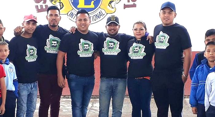 """""""Whatzap Barber"""" realiza cortes gratuitos en apoyo a Río Bravo"""
