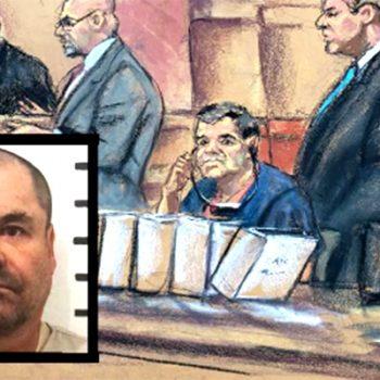 """""""El Chapo"""" Guzman es declarado culpable por la justicia de EU"""