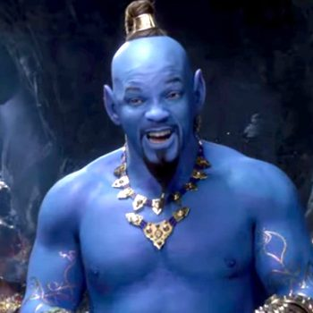 "El ""Genio"" de Will Smith en ""Aladdin"" divide opiniones"