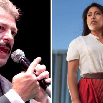 """""""Pinche inda"""" dice Sergio Goyri sobre Yaritza Aparicio y le pide perdón"""