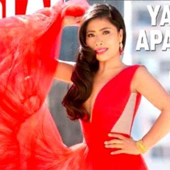 Se burlan del Photoshop de Yalitza en portada de ¡Hola!