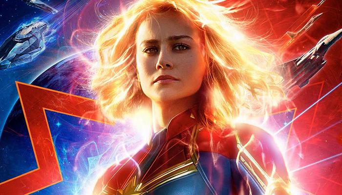 """""""Capitana Marvel"""" la más taquillera de la historia; logra 455 mmd mundiales"""