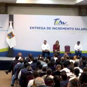 Gobernador de Tamaulipas dice en Reynosa que las carreteras son seguras