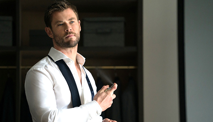 Chris Hemsworth sería James Bond en cine