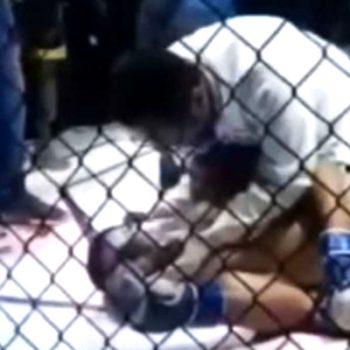 Luchador de artes marciales muere tras ser noqueado