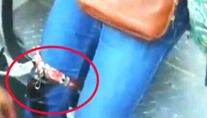 Rateras que asaltaron una combi fueron detenidas al instante