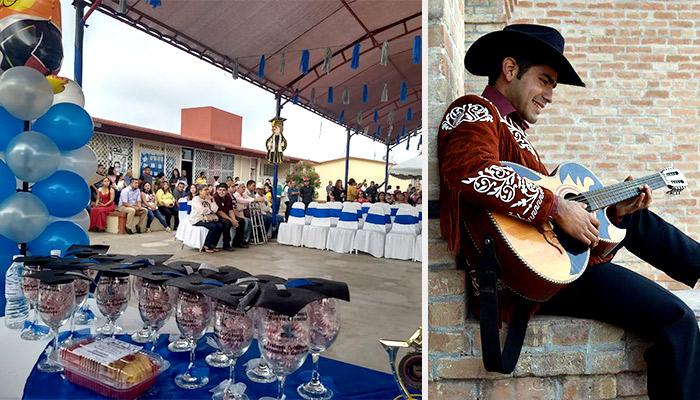"""Nombran """"Generación Cuitláhuac"""" a grupo escolar donde el fallecido músico dio clases"""