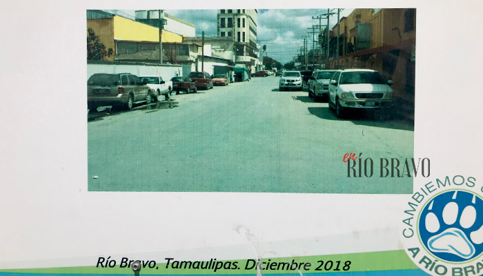 Los Baches de Nuevo Progreso Tamaulipas