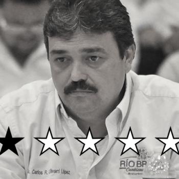 Califican como Mala la administración de Carlos Ulivarri en su primer año