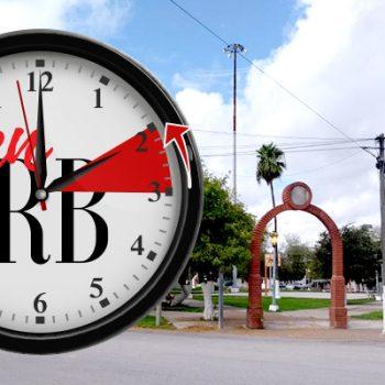 Cambio de horario en Río Bravo 2019 será este próximo domingo
