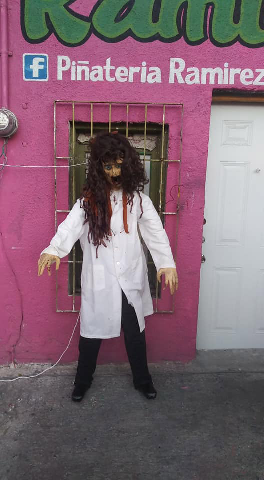 piñata maki zombie