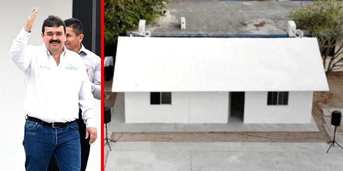 Carlos Ulivarri inaugura comedor escolar que costó más de $721 mil pesos