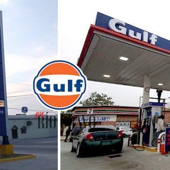 Llega la primera gasolinera americana a Río Bravo 'Gulf'