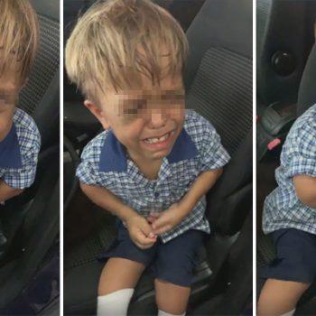Niño con enanismo prefiere 'morir' a seguir sufriendo de bullying en la escuela
