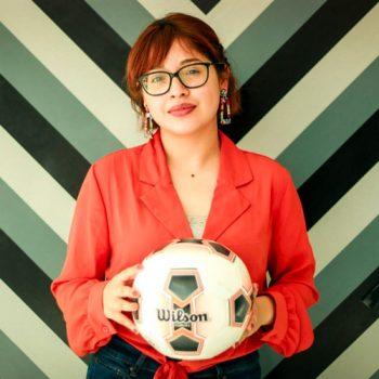 Denisse Silva - La chica de las pelotas