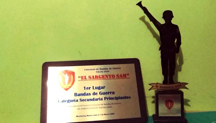 Trofeo y reconocimiento