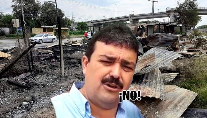 Comerciantes ruegan por ayuda; Carlos Ulivarri los abandona