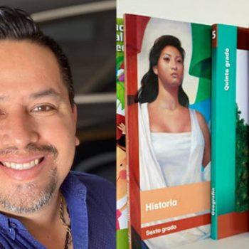 Maestro de Reynosa es seleccionado para elaborar libros de la SEP