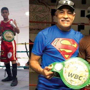 """William """"Gallito"""" Salgado, triunfa en la categoría de hasta 50 kg"""
