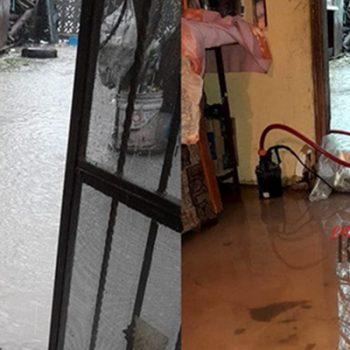 Tormenta golpea a riobraveses; causa inundaciones