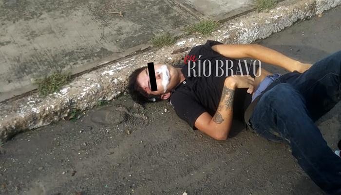 Joven víctima de un ataque epiléptico, muere en Río Bravo