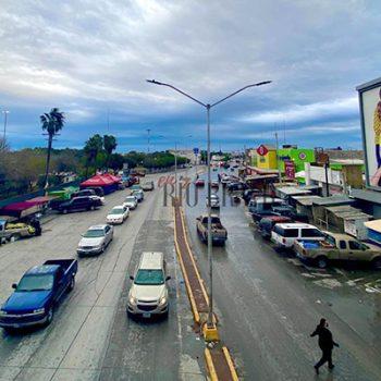Río Bravo cierra sus negocios temprano por inseguridad