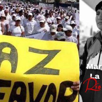 """Río Bravo tendrá su """"Marcha por la Paz"""", en memoria de Fernando"""