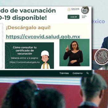Ya está disponible el certificado de vacunación contra el Covid