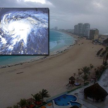 'Grace' se convierte en un huracán de categoría 1